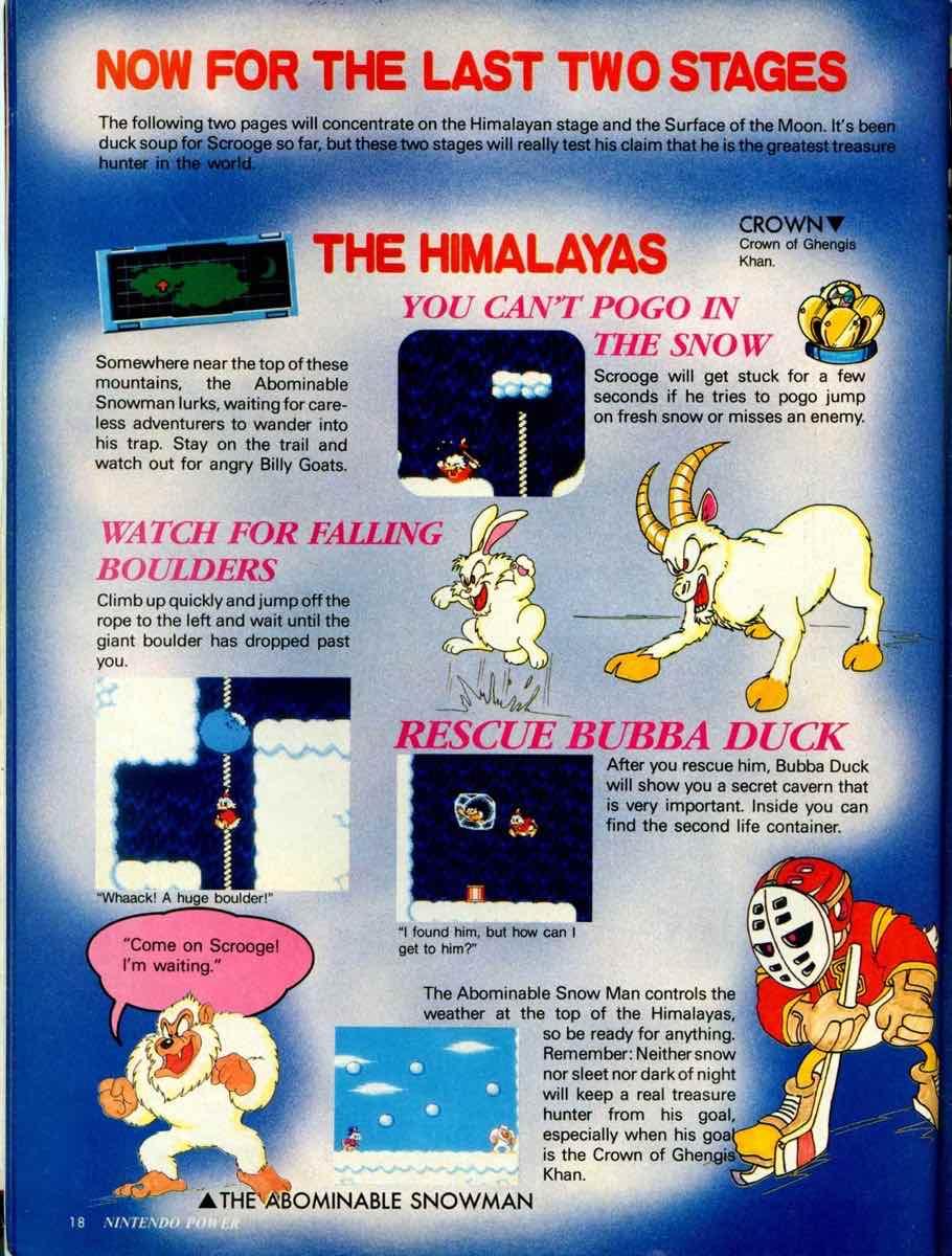 Nintendo Power | September October 1989 pg-18