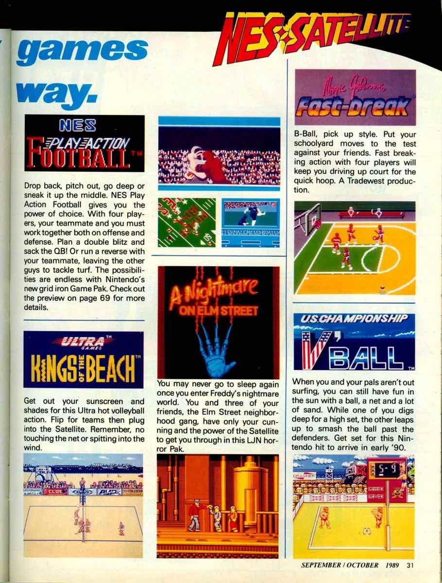 Nintendo Power | September October 1989 pg-31