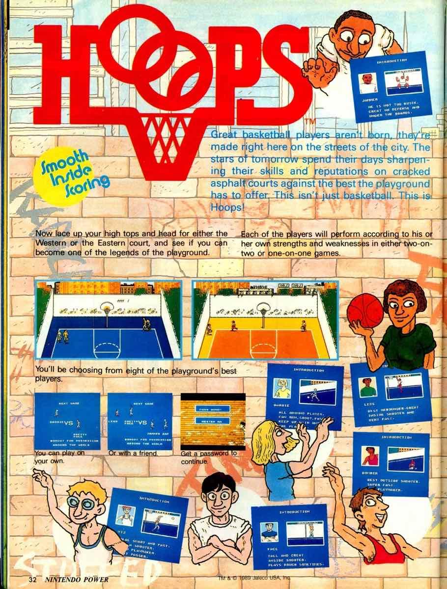 Nintendo Power   September October 1989 pg-32