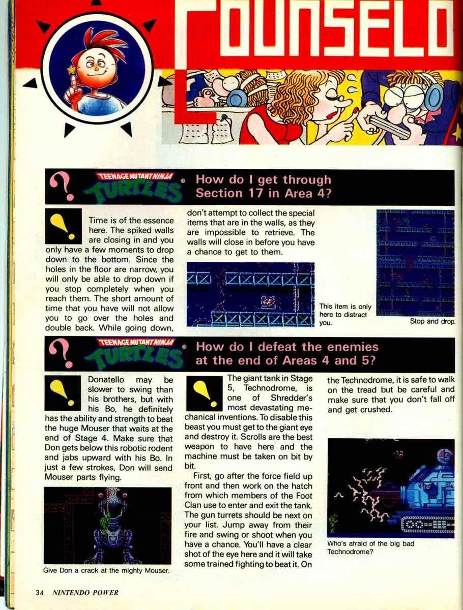 Nintendo Power | September October 1989 pg-34