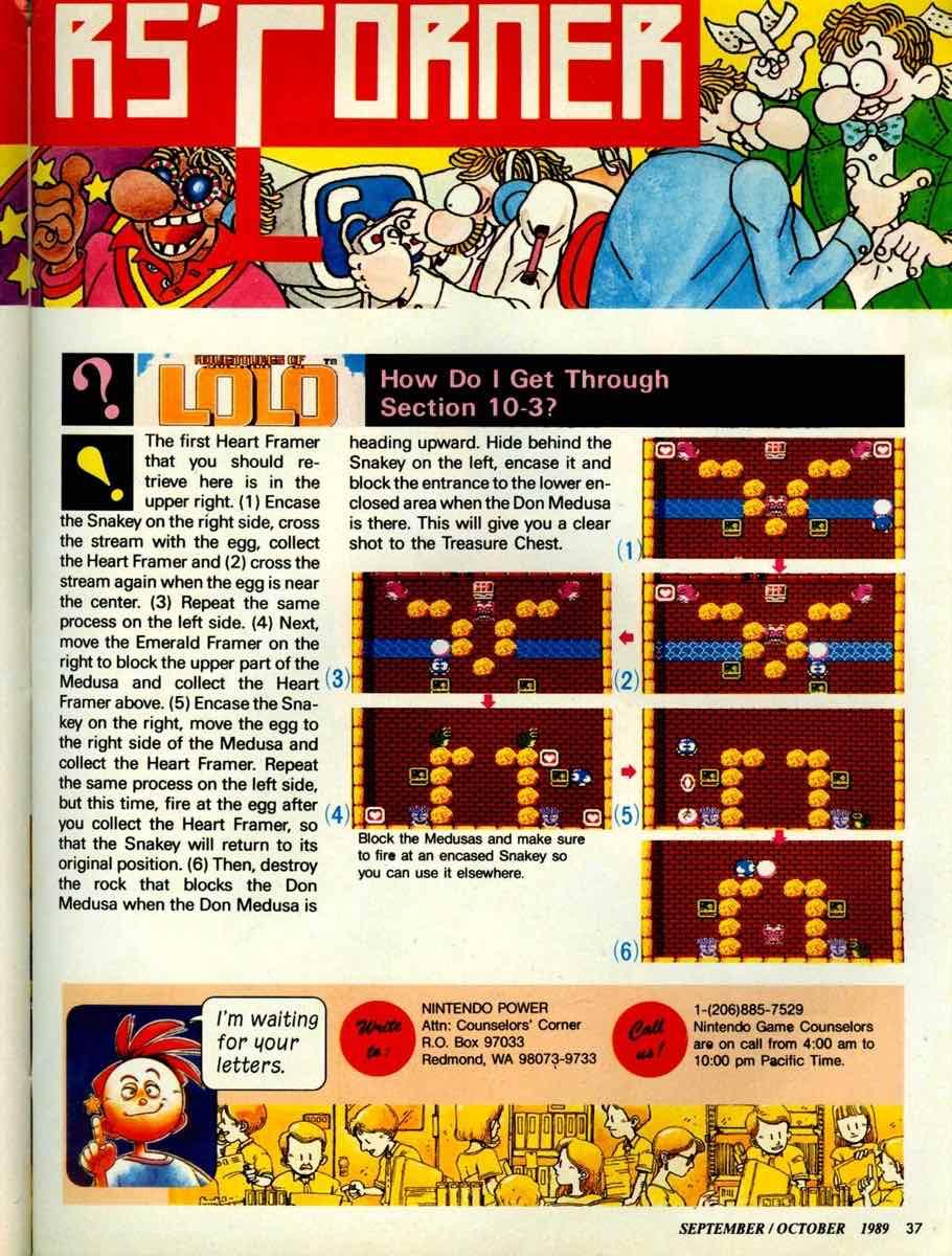 Nintendo Power   September October 1989 pg-37