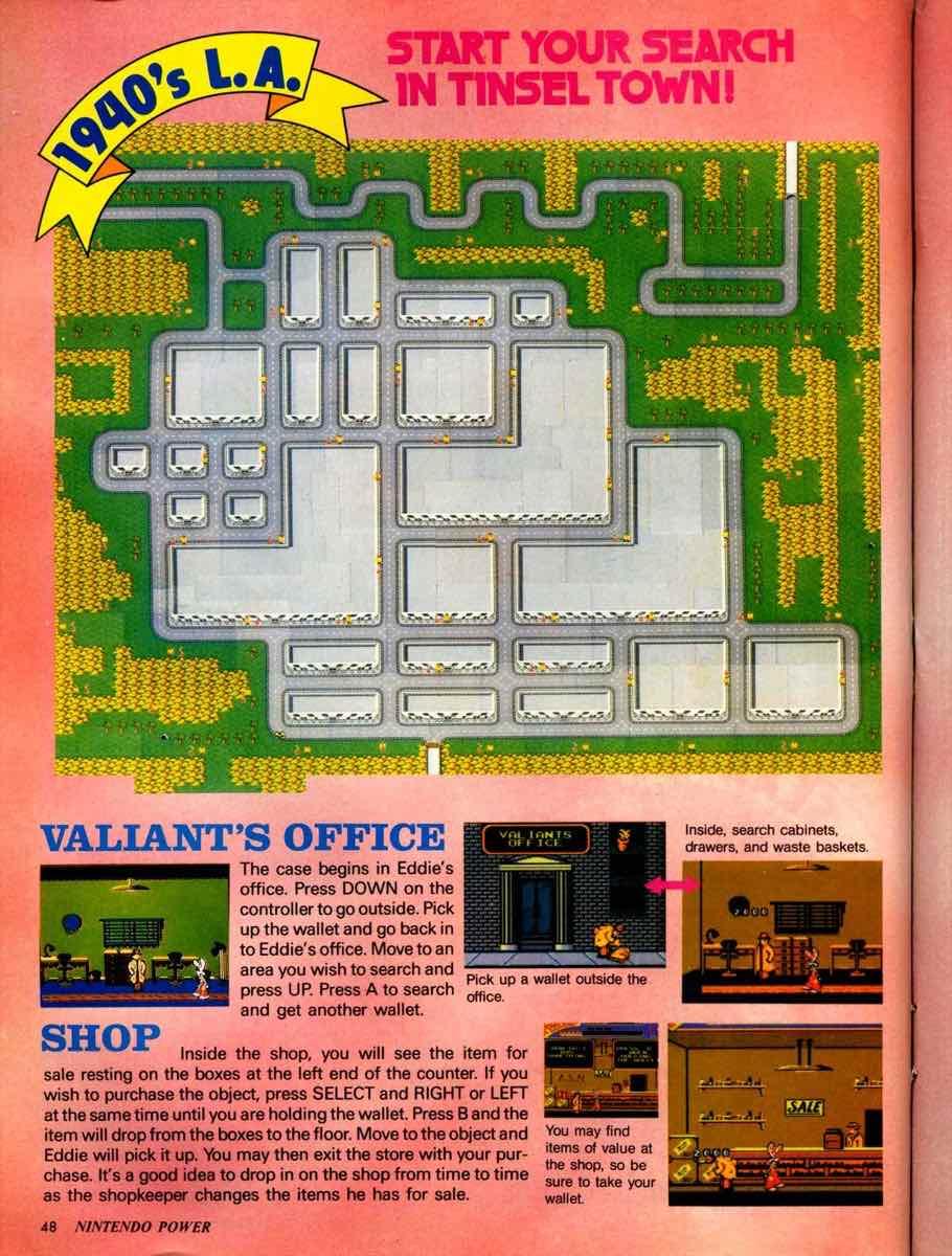 Nintendo Power   September October 1989 pg-48