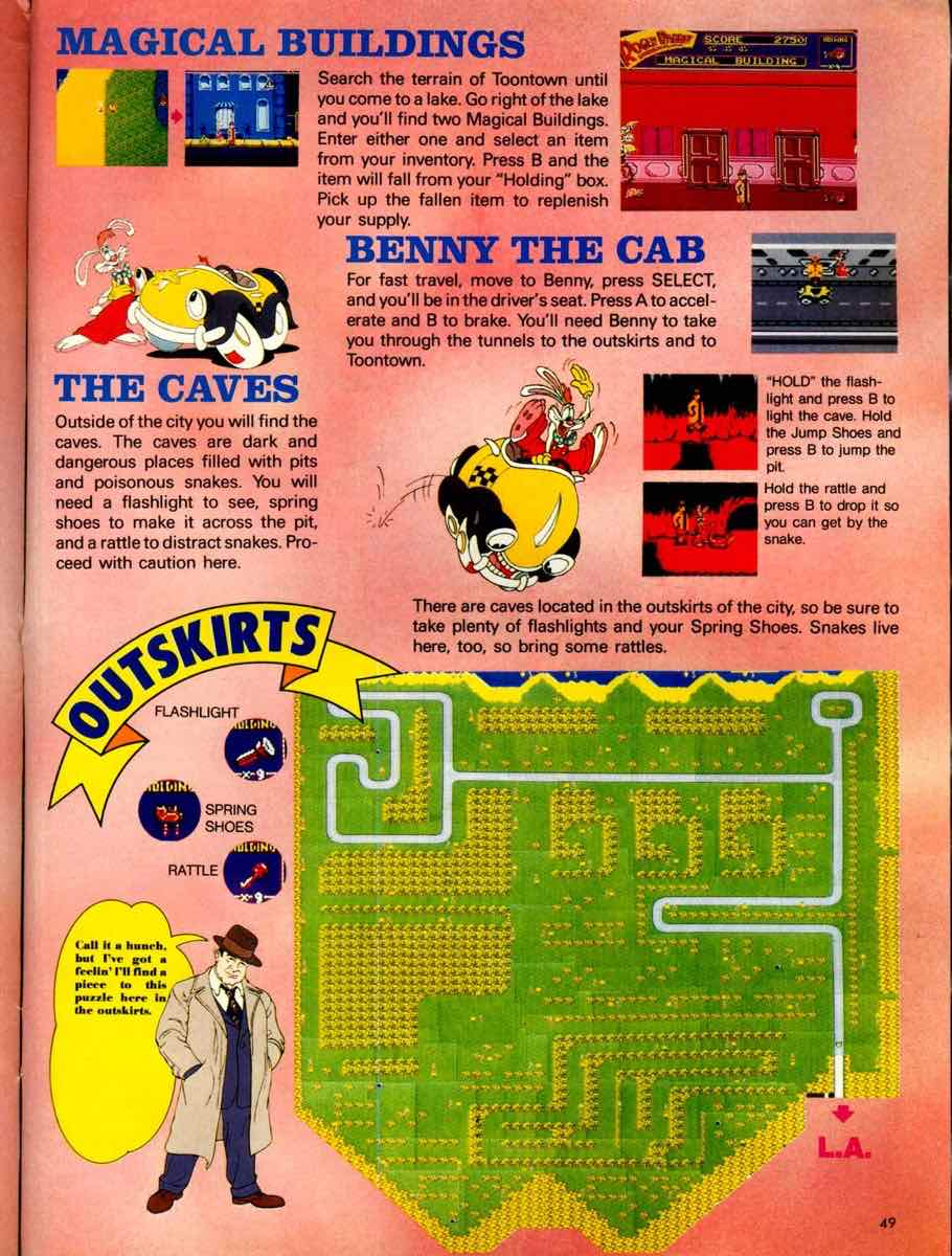Nintendo Power   September October 1989 pg-49