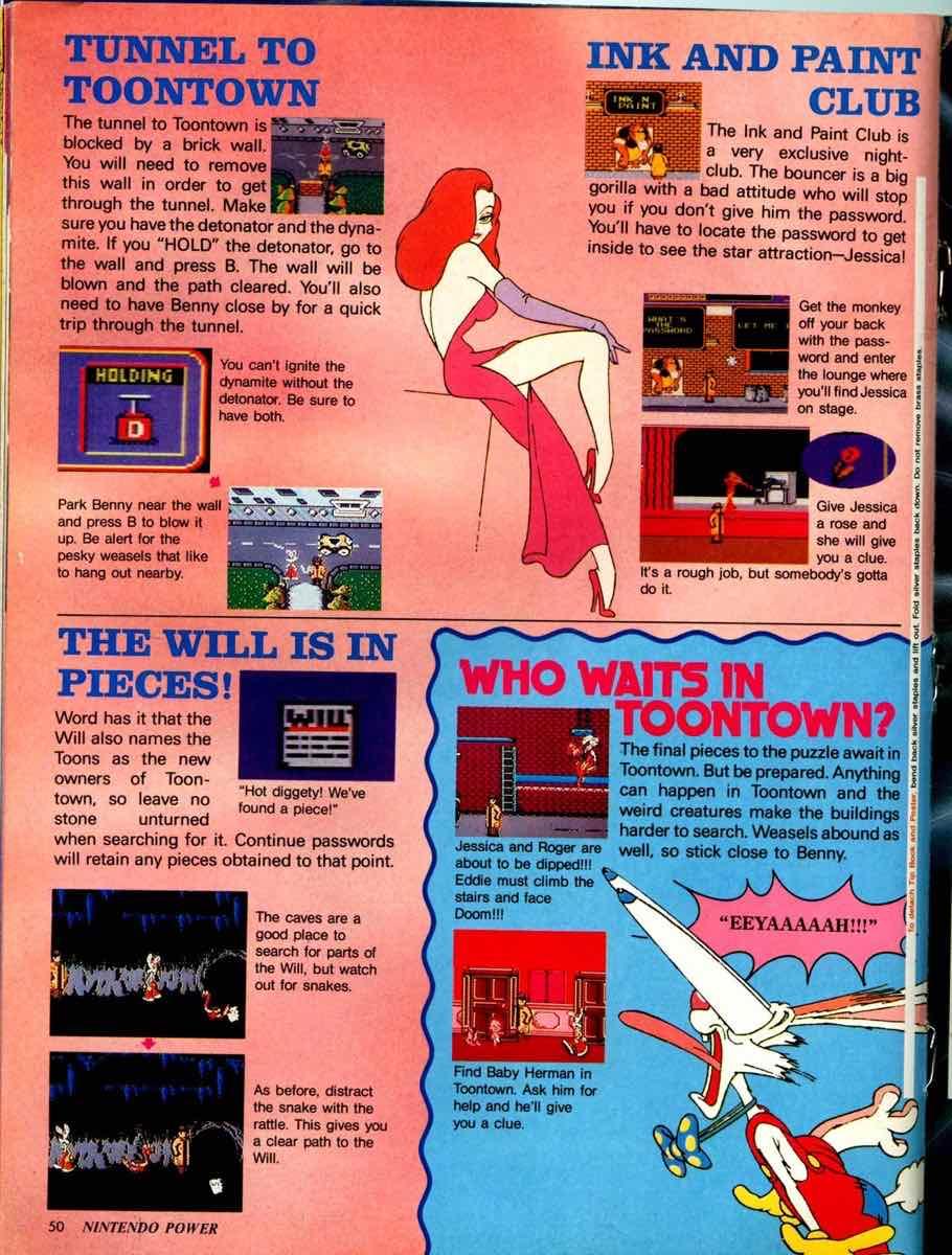 Nintendo Power   September October 1989 pg-50