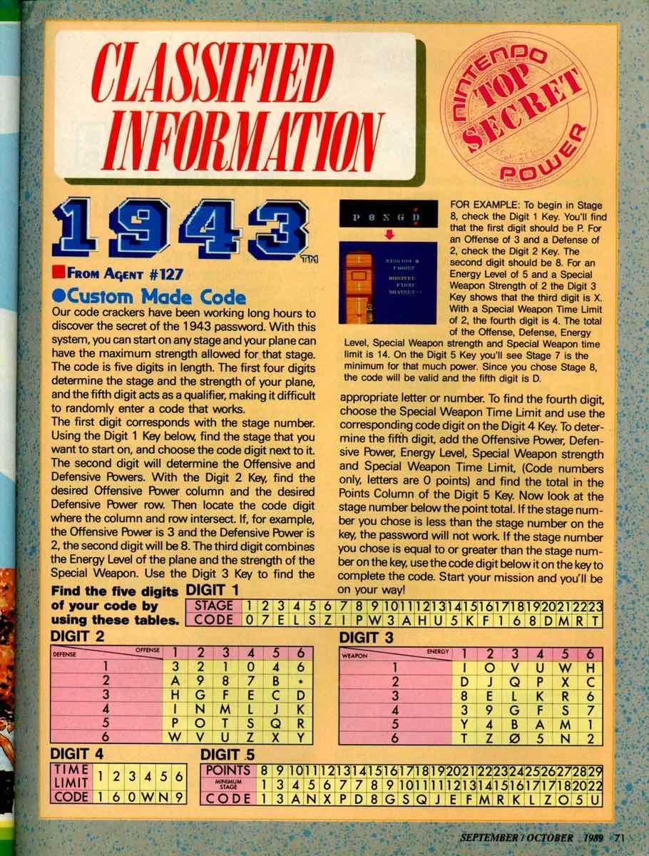 Nintendo Power | September October 1989 pg-71