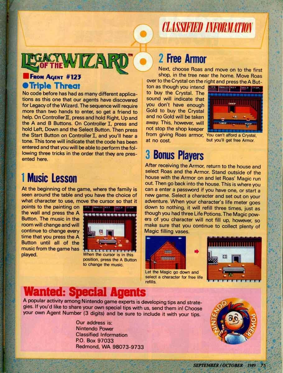 Nintendo Power   September October 1989 pg-75