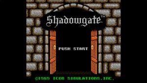 Shadowgate (NES) Game Hub