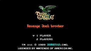 Twin Eagle (NES) Game Hub