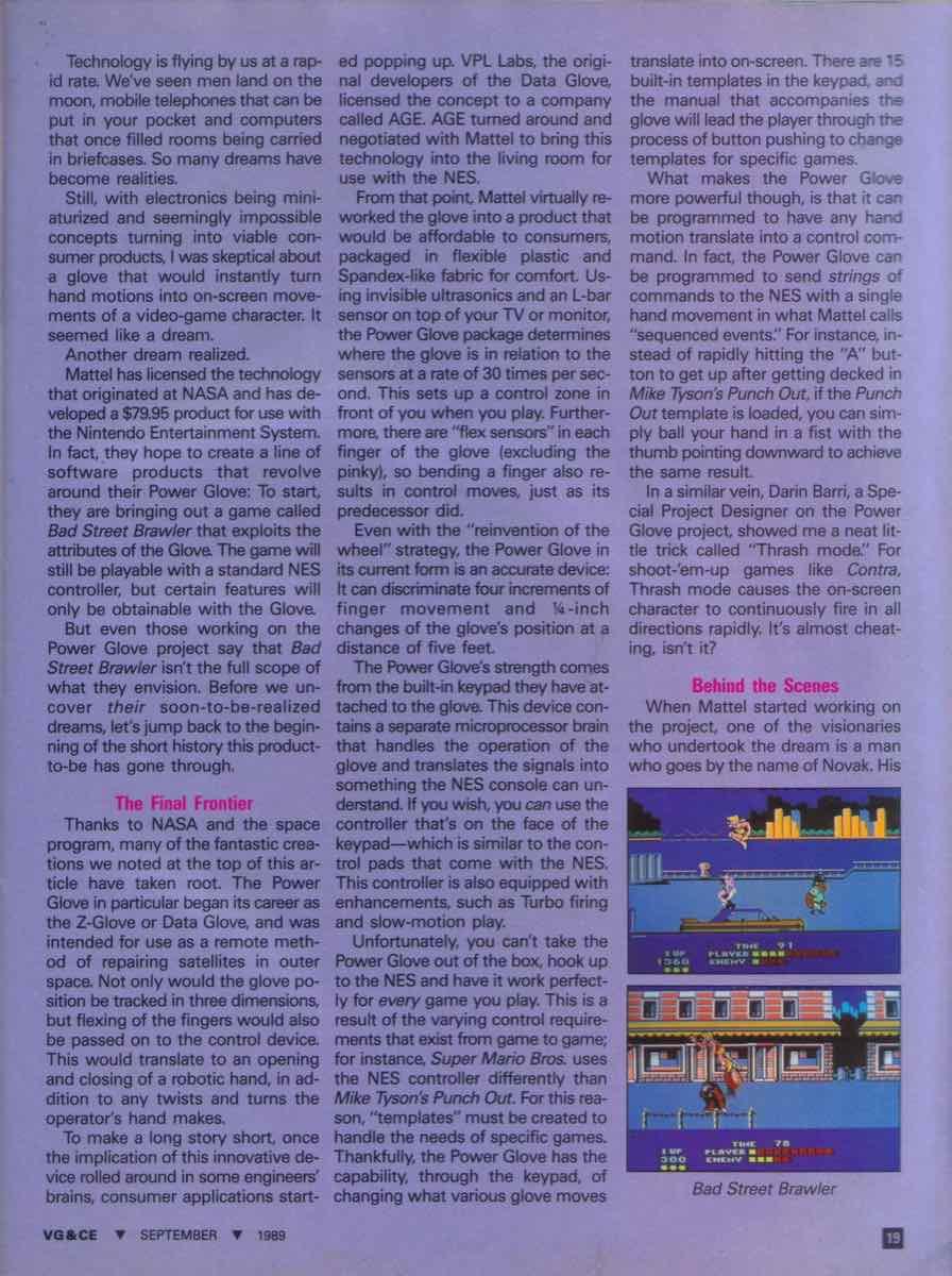 VGCE   September 1989 pg-19