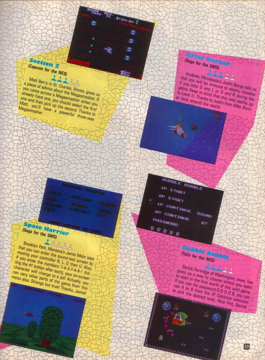 VGCE   September 1989 pg-23