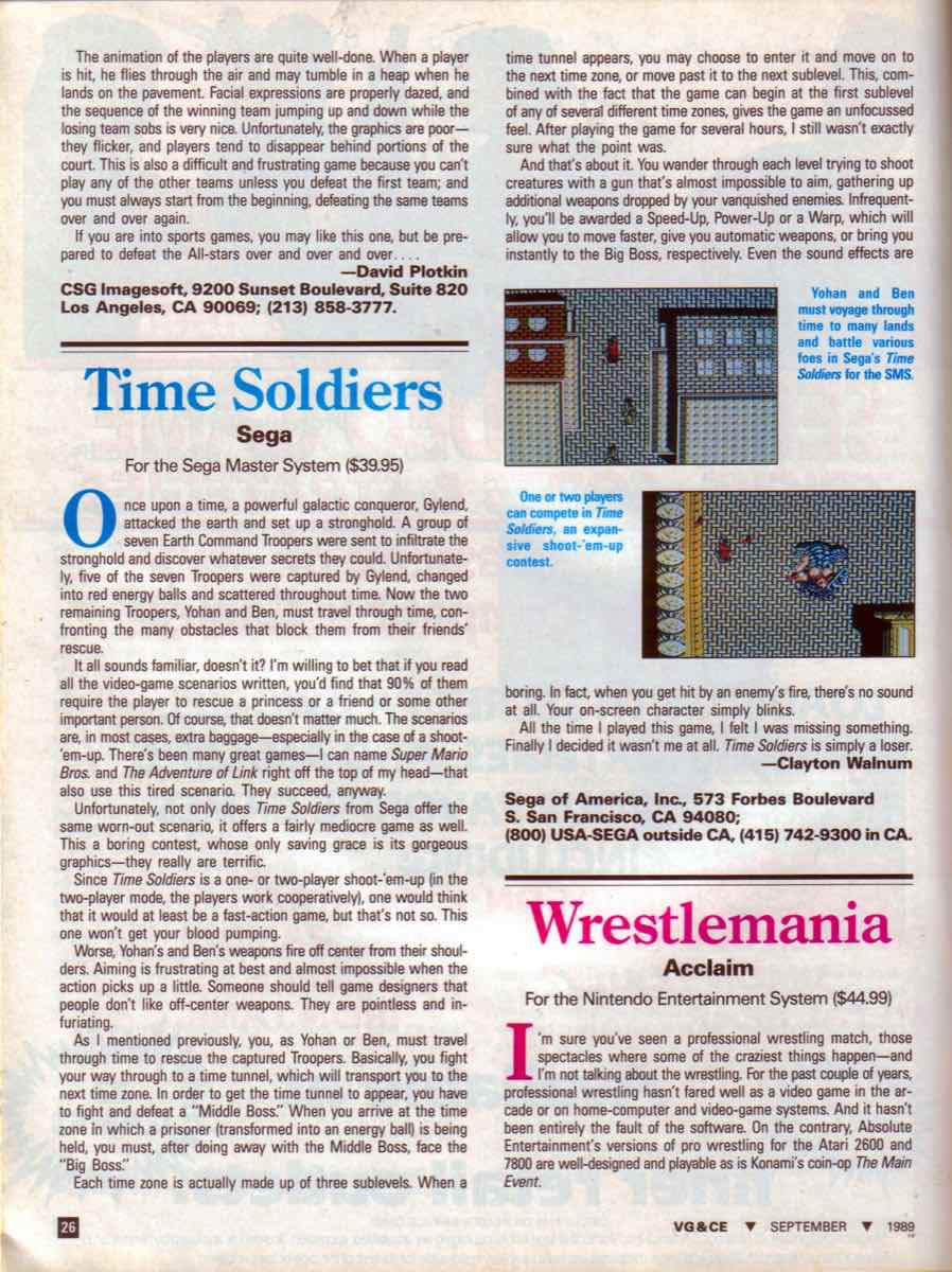 VGCE | September 1989 pg-26