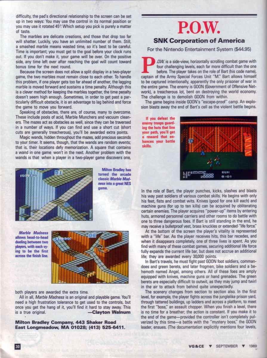 VGCE   September 1989 pg-30