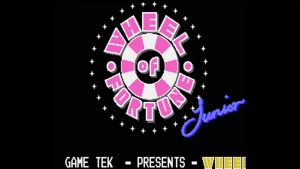 Wheel of Fortune Junior Edition (NES) Game Hub