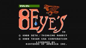 8 Eyes (NES) Game Hub