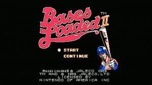Bases Loaded II: Second Season (NES) Game Hub