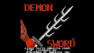 Demon Sword (NES) Game Hub