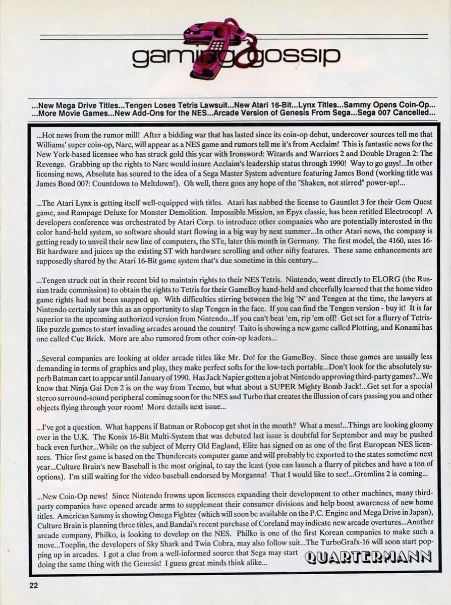 EGM | November 1989 pg-22