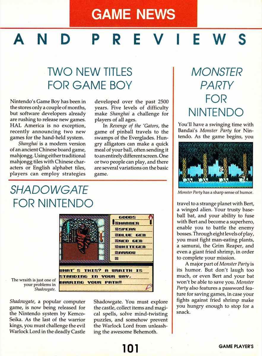 Game Players | November 1989 pg-101