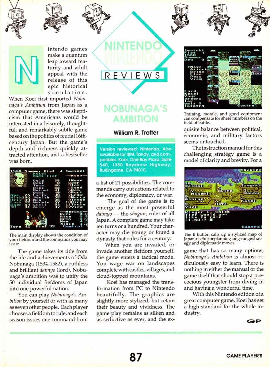 Game Players | November 1989 pg-87