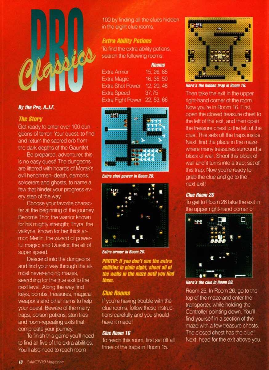 GamePro | November 1989 pg-18