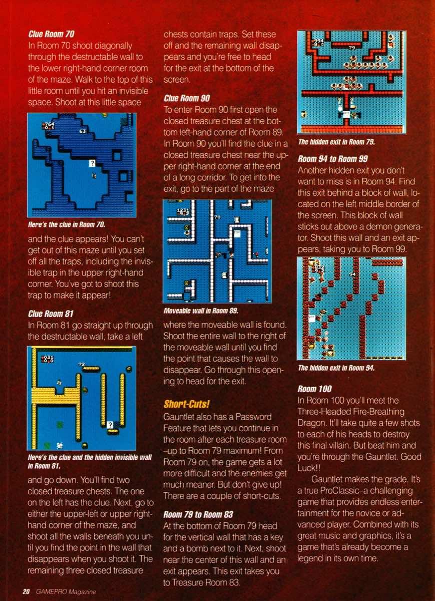 GamePro | November 1989 pg-20