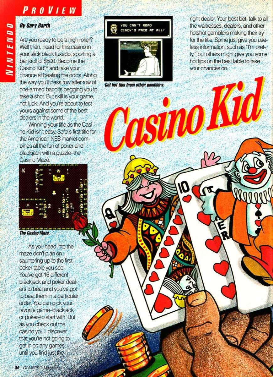 GamePro | November 1989 pg-34