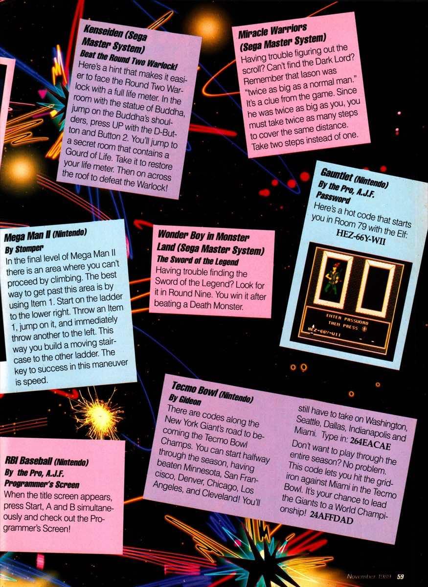 GamePro | November 1989 pg-59