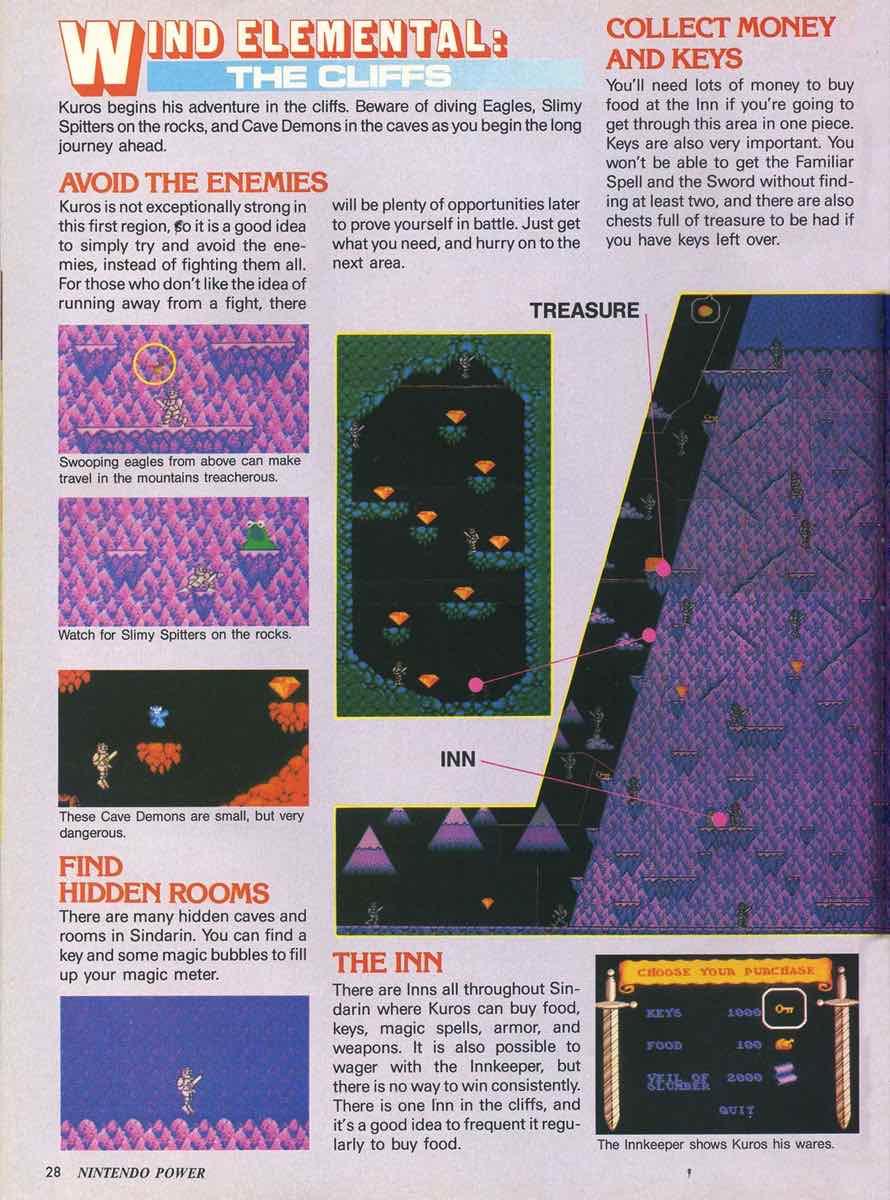 Nintendo Power | November December 1989 pg-28