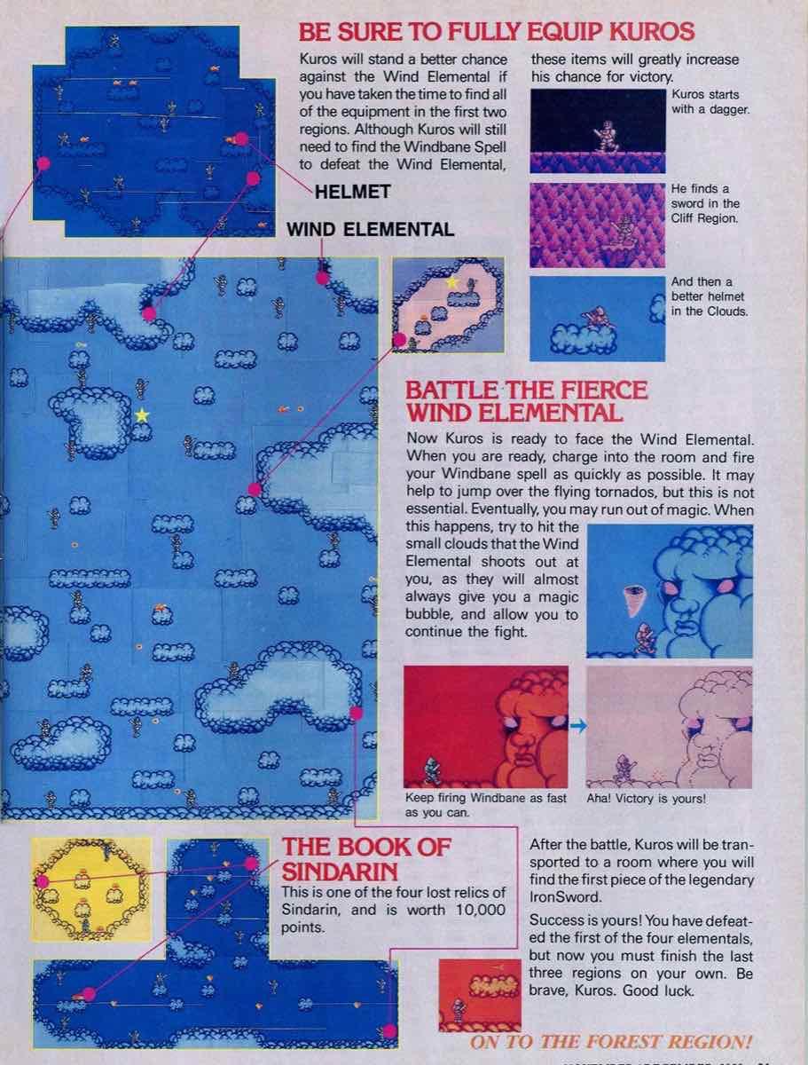 Nintendo Power | November December 1989 pg-31