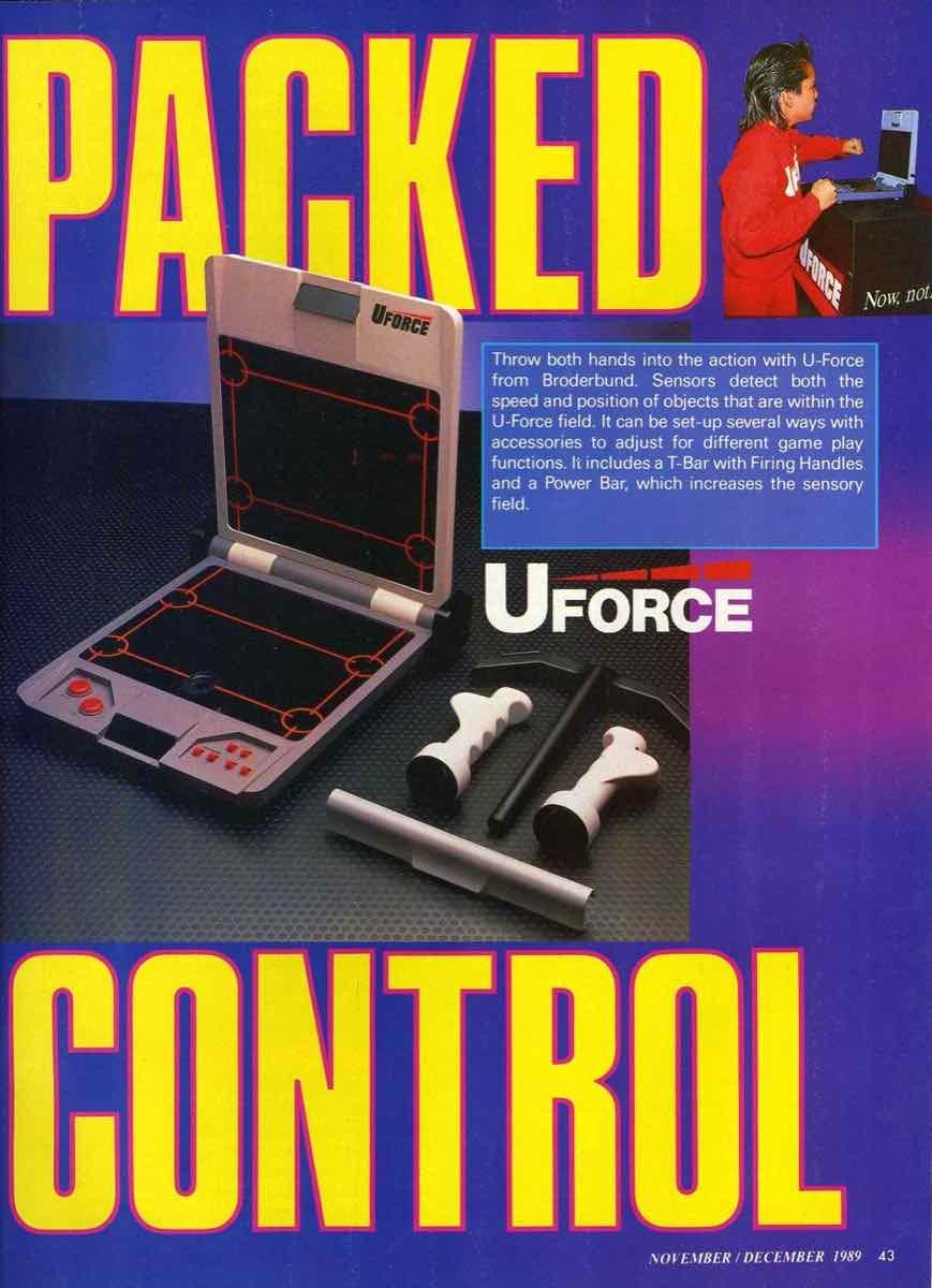 Nintendo Power | November December 1989 pg-43