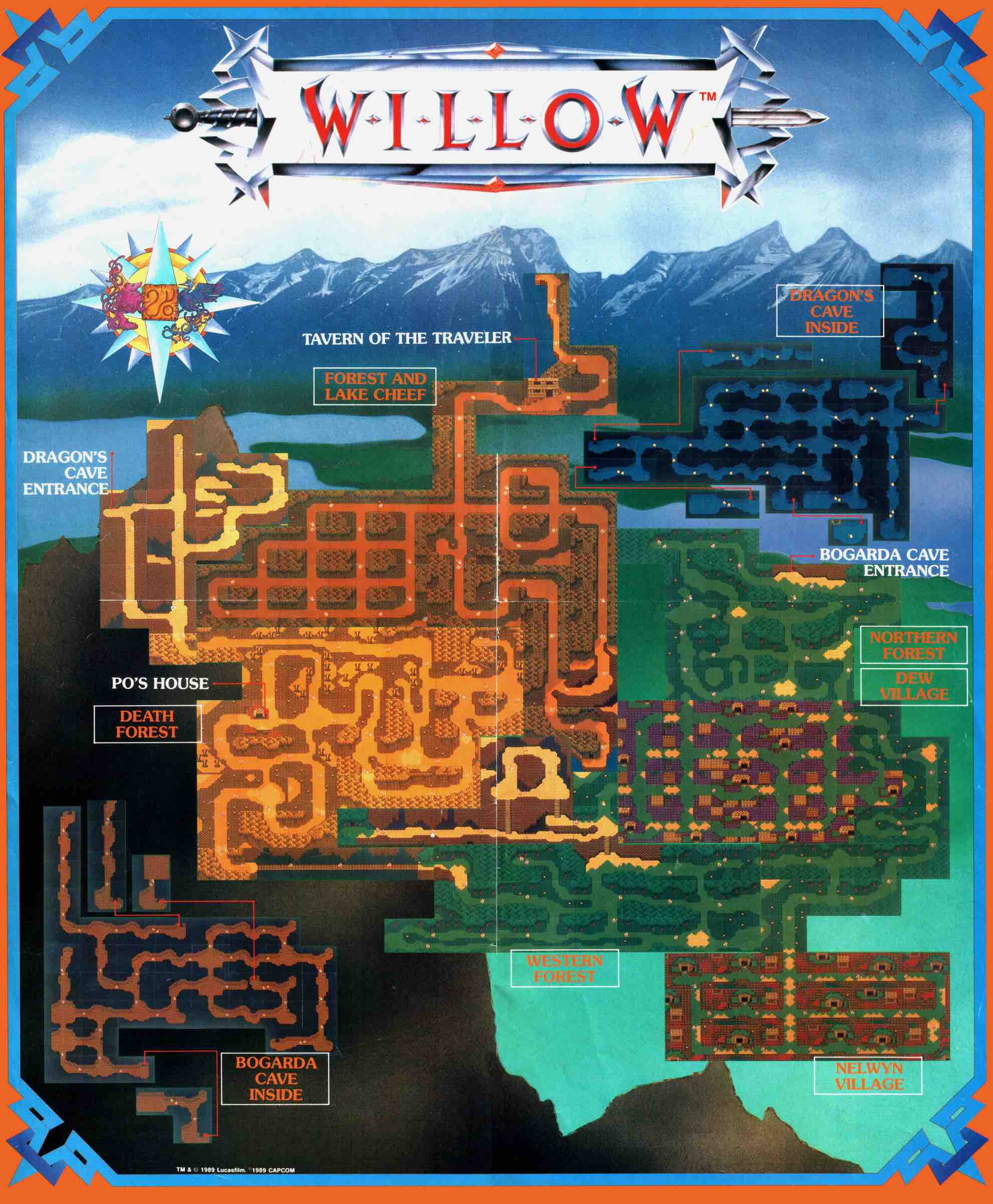 Nintendo Power | November December 1989 pg-50a