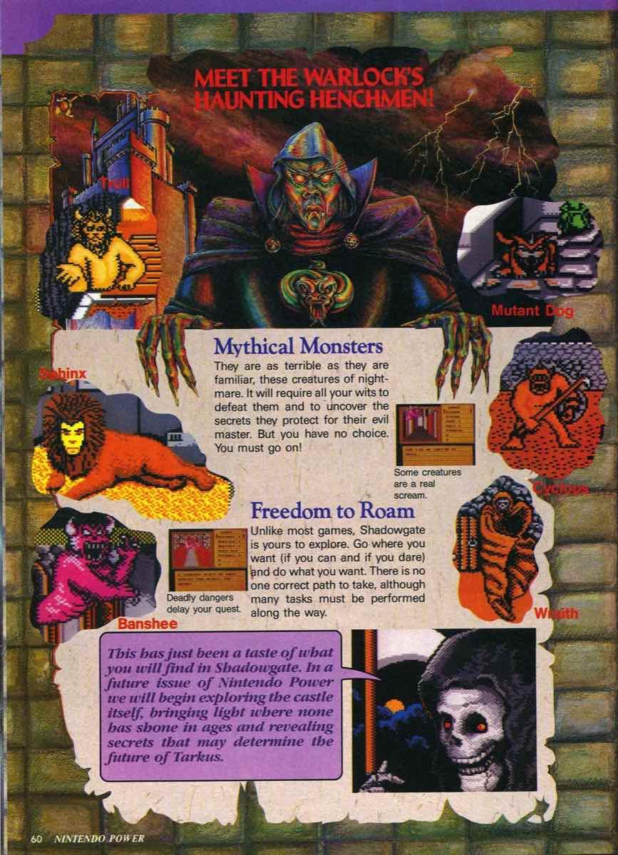Nintendo Power | November December 1989 pg-60