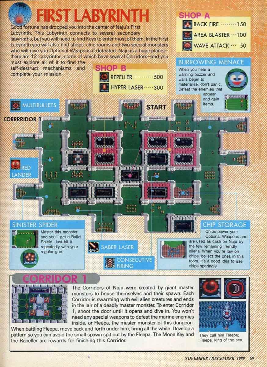 Nintendo Power   November December 1989 pg-69
