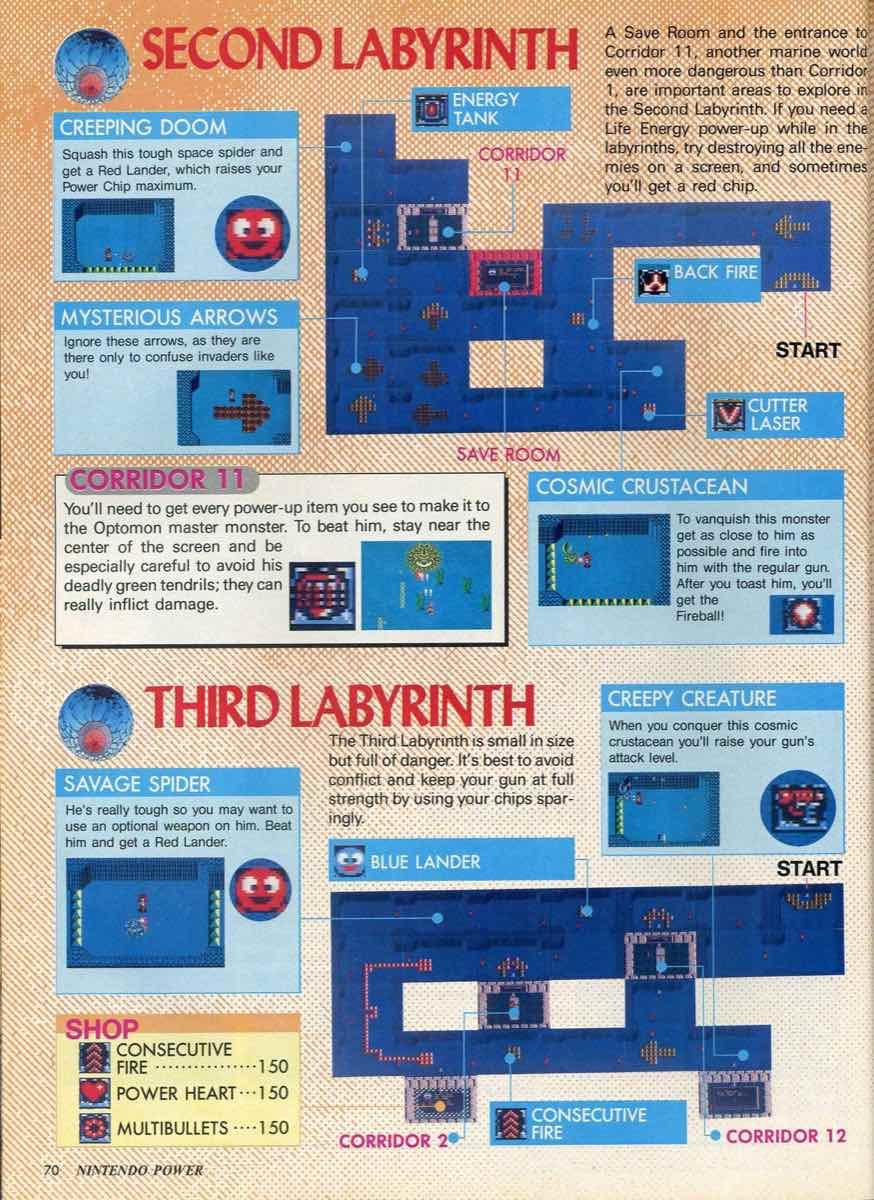 Nintendo Power   November December 1989 pg-70