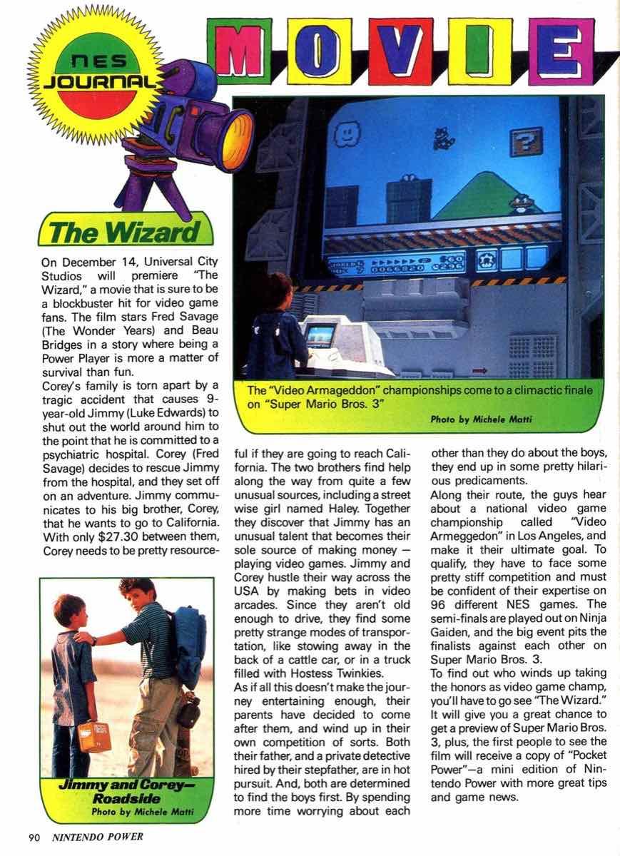 Nintendo Power   November December 1989 pg-90