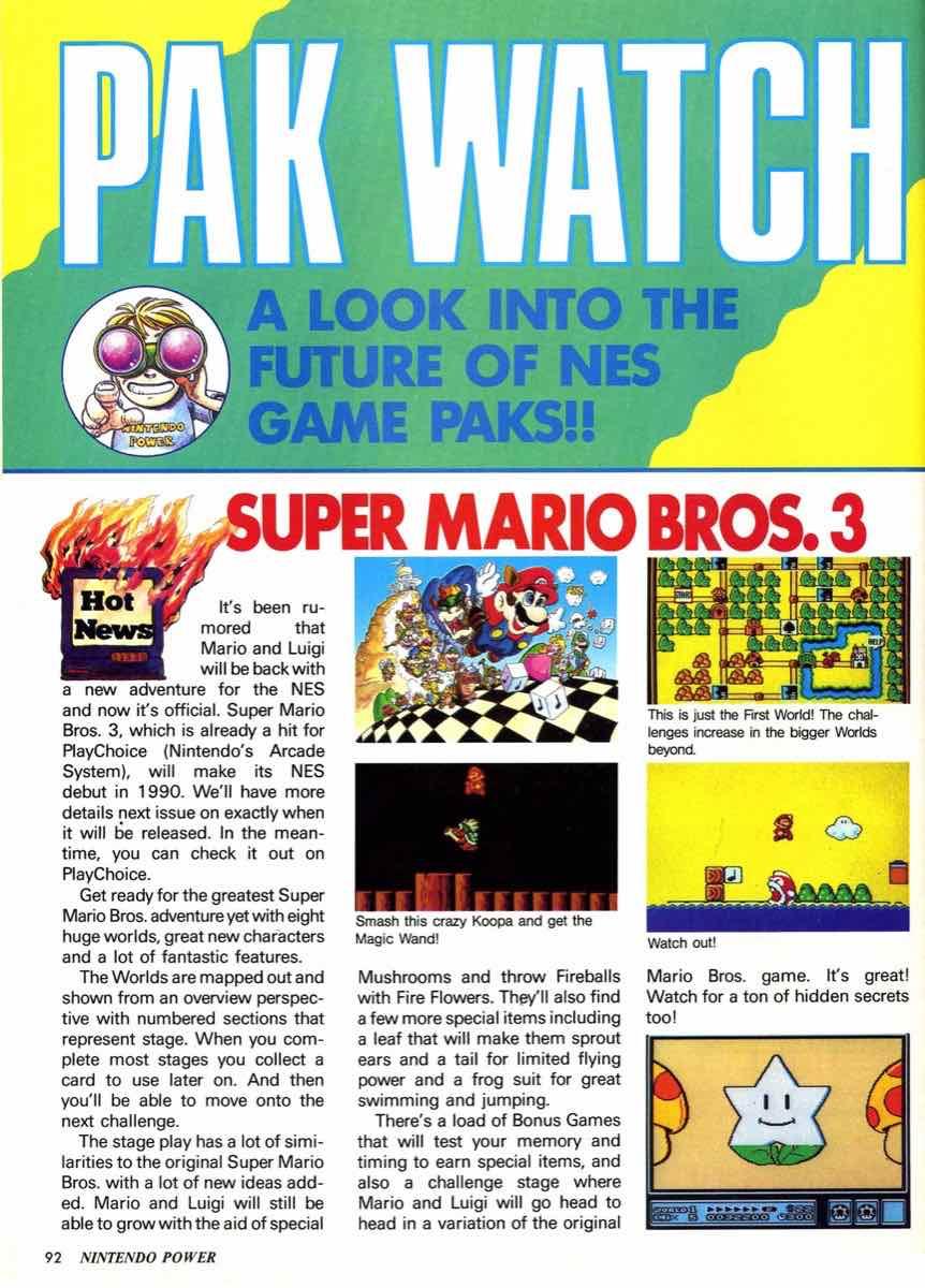 Nintendo Power   November December 1989 pg-92