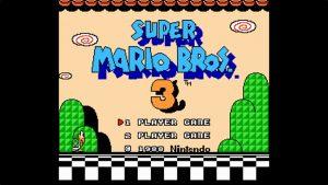 Super Mario Bros. 3 (NES) Game Hub