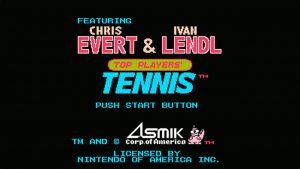 Top Players' Tennis Featuring Evert & Lendl