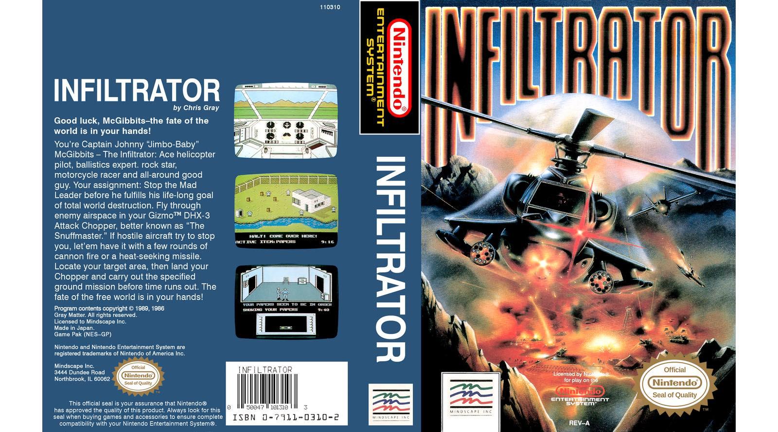 feat-infiltrator