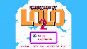 Adventures Of Lolo 2 (NES) Game Hub