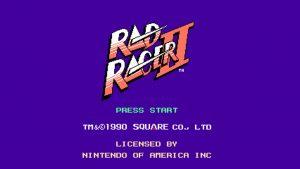 Rad Racer II (NES) Game Hub