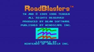 RoadBlasters (NES) Game Hub