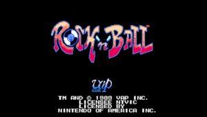 Rock 'n Ball (NES) Game Hub