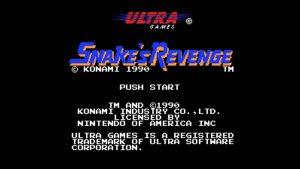 Snake's Revenge (NES) Game Hub
