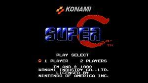 Super C (NES) Game Hub