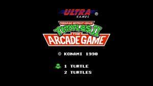 Teenage Mutant Ninja Turtles II: The Arcade Game (NES) Game Hub