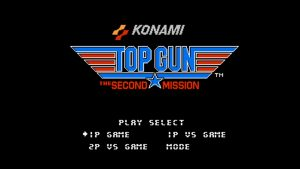 Top Gun: The Second Mission (NES) Game Hub