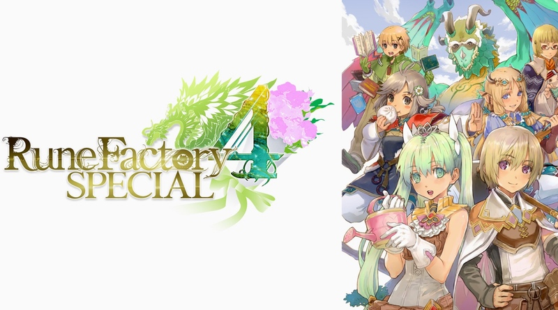 Rune Factory 4 Special Review Nintendo Times