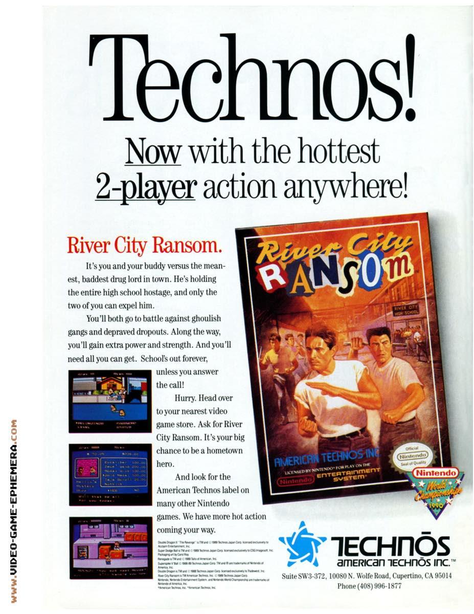 1990 World of Nintendo Buyers Guide p32