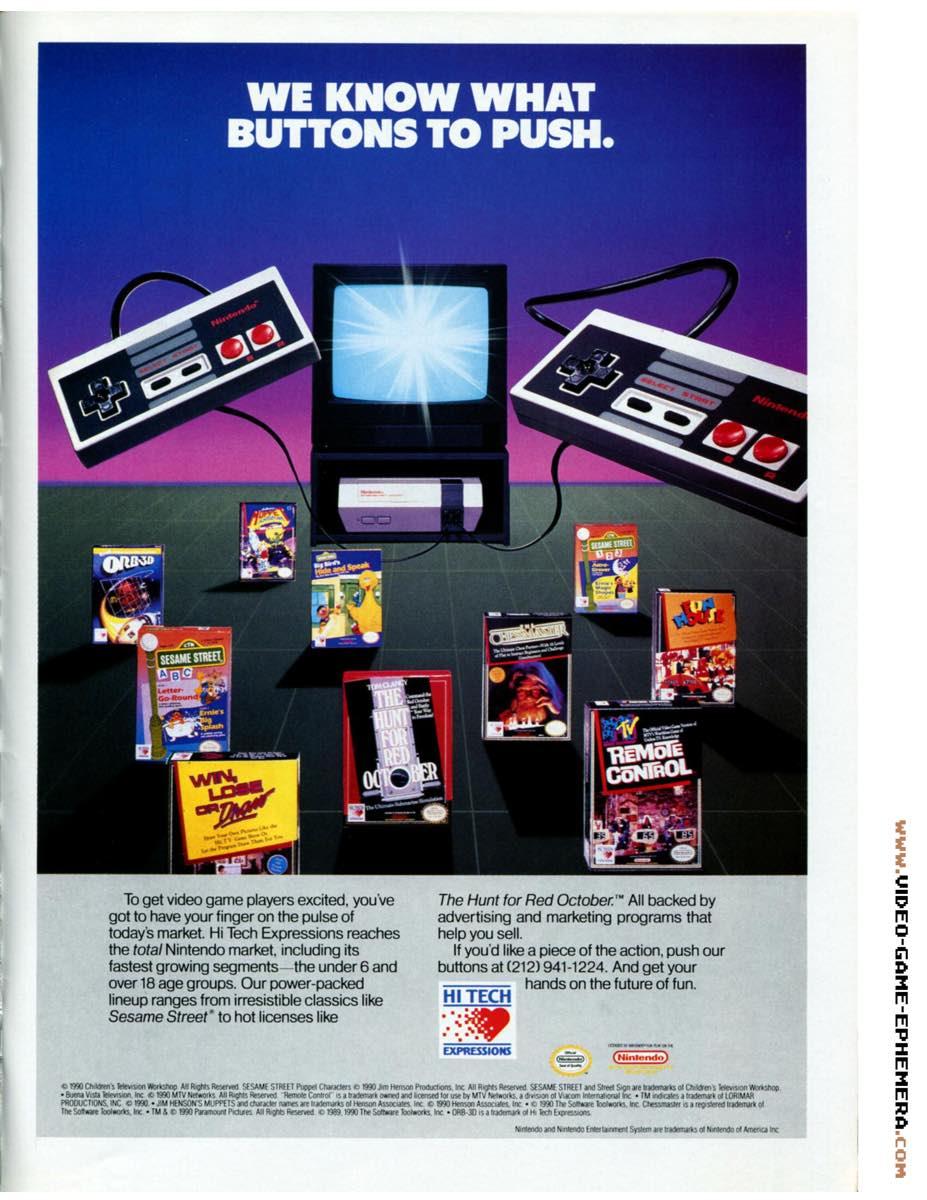 1990 World of Nintendo Buyers Guide p37
